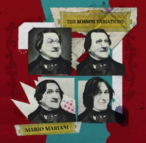 The Rossini Variations cd cover