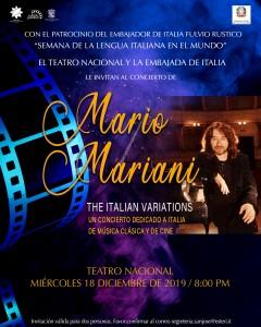 loca 18 dic 2019 Teatro Nacional