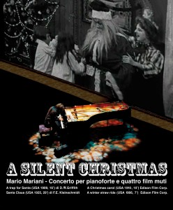 A Silent Christmas locandina web